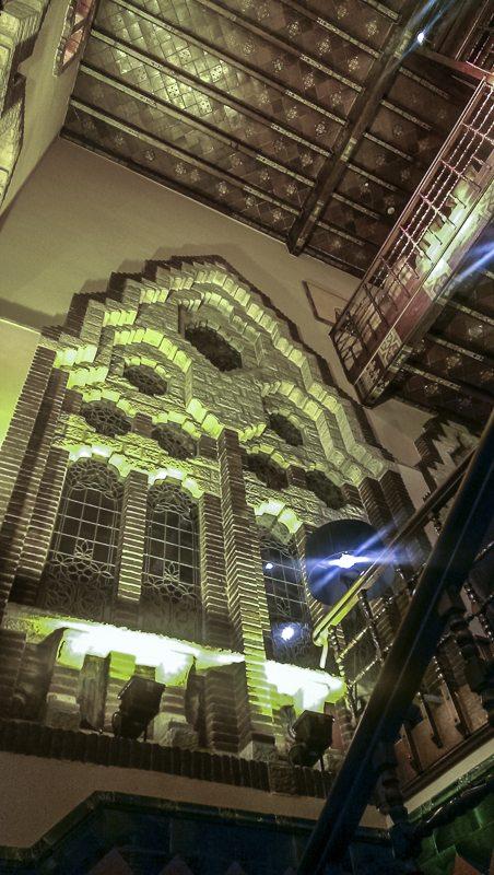 El Asador interior 1