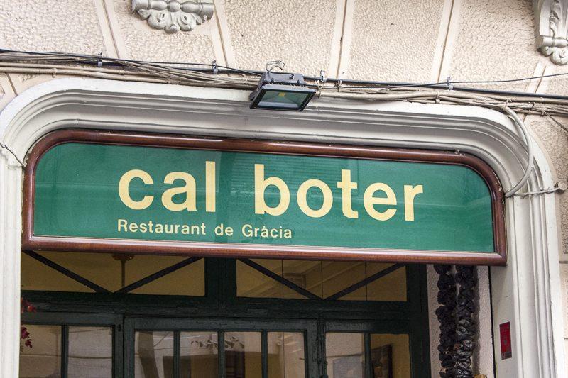 Cal Boter