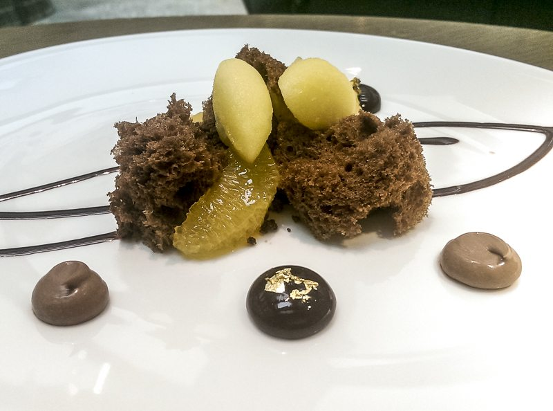 Black Chocolate BistrEau