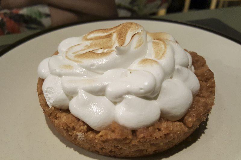 Lemon curd meringue Mordisco