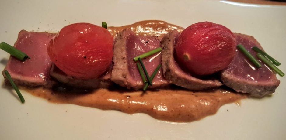 Tuna loin Suculent
