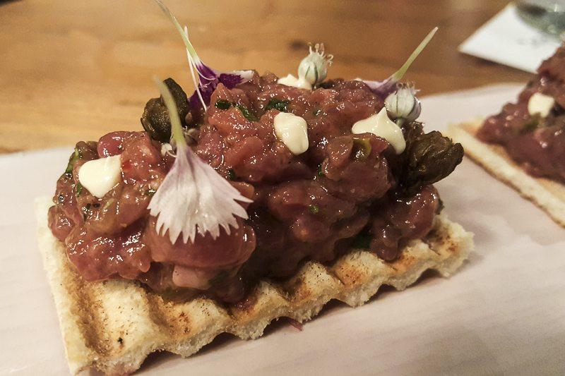 Steak tartar Le Bouchon