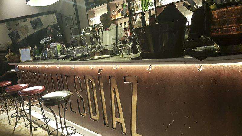 Entrepanes Díaz bar 2