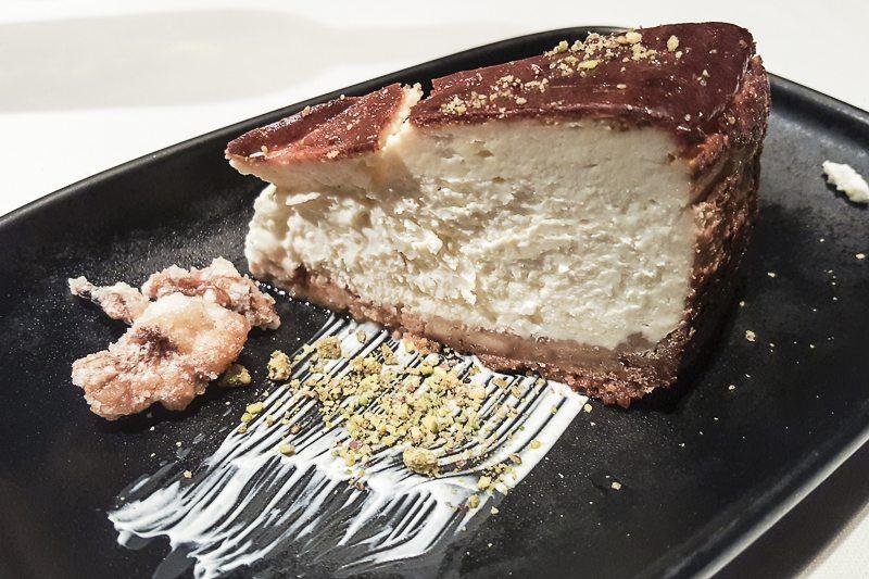 Cheesecake Blau BCN