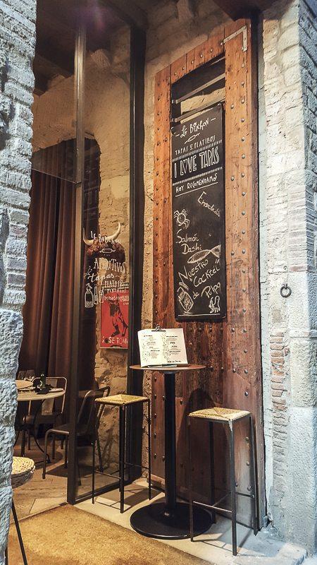 Le Bouchon doors