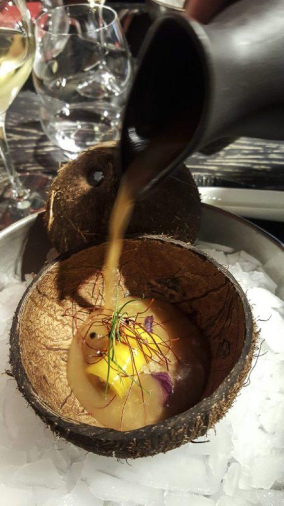 Thai soup pour espai Kru