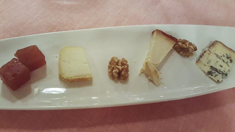 Cheeses. Via Veneto