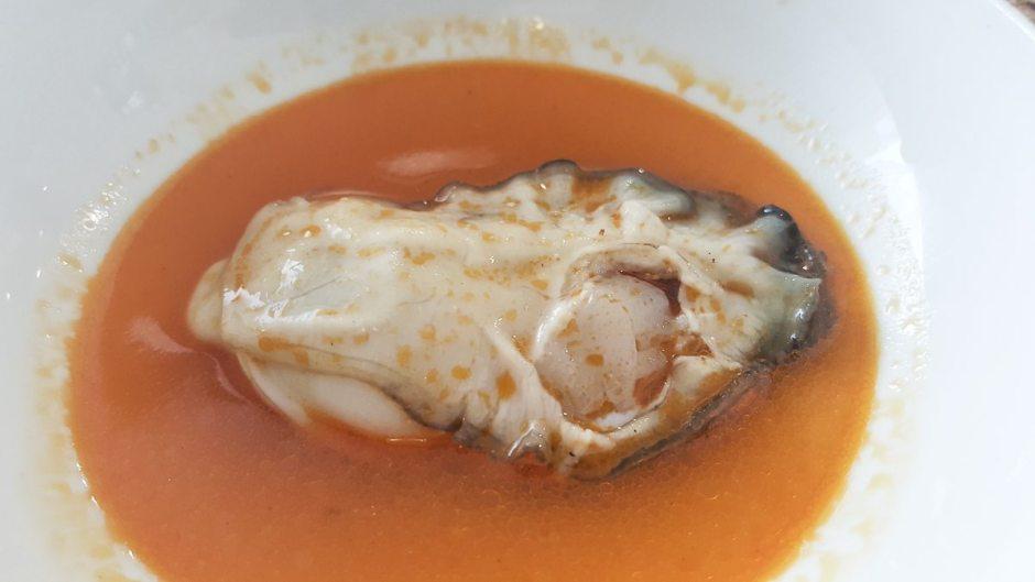 Oyster La Mar Salada