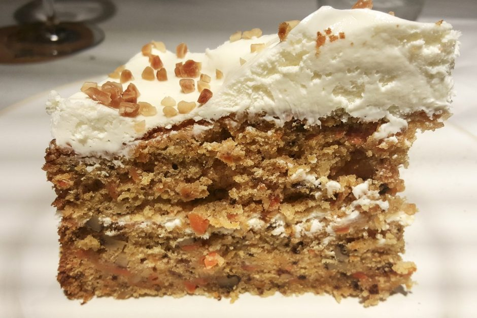 Carrot Cake Ninot Cuina
