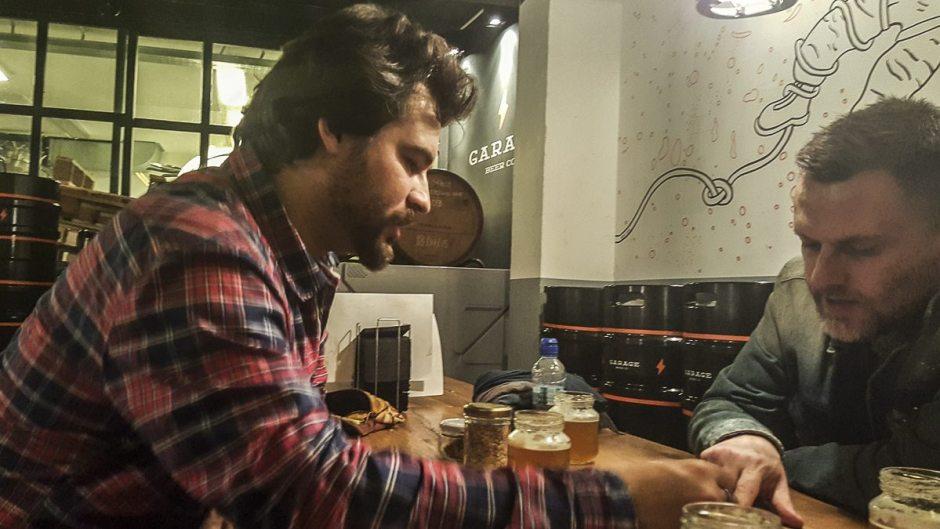 Oriol Barcelona Craft Beer Tour