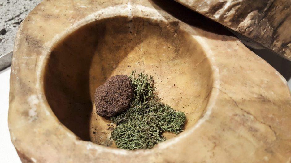 Truffle bonbon, El Celler de Can Roca