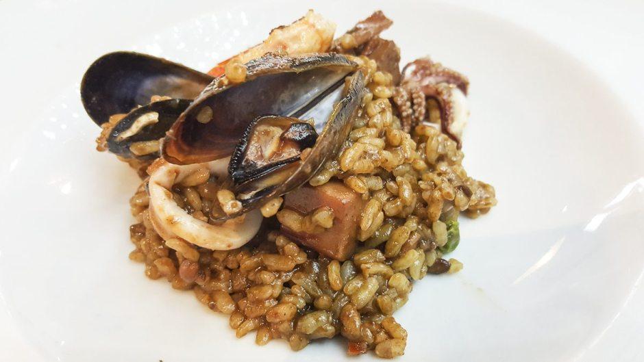 Paella, El Nou Ramonet