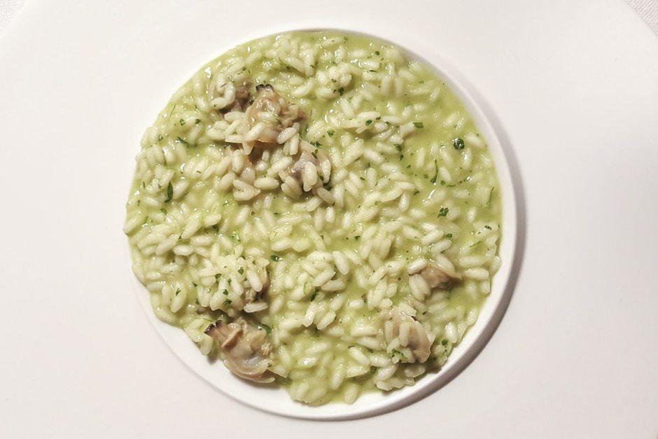 Rice vongole - Kresios