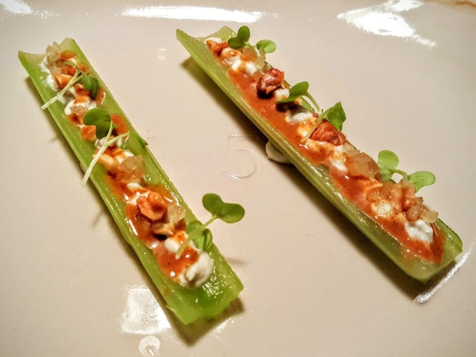 Waldorf salad - 4 amb 5 Mujades