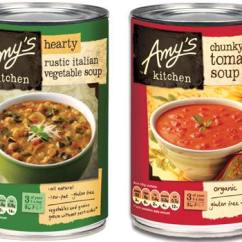 Amy's Kitchen Soup Appliance Sets Amy S Extends Asda Listing With Six Free From Soups