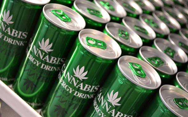 Predictions for the future of cannabis drink packaging