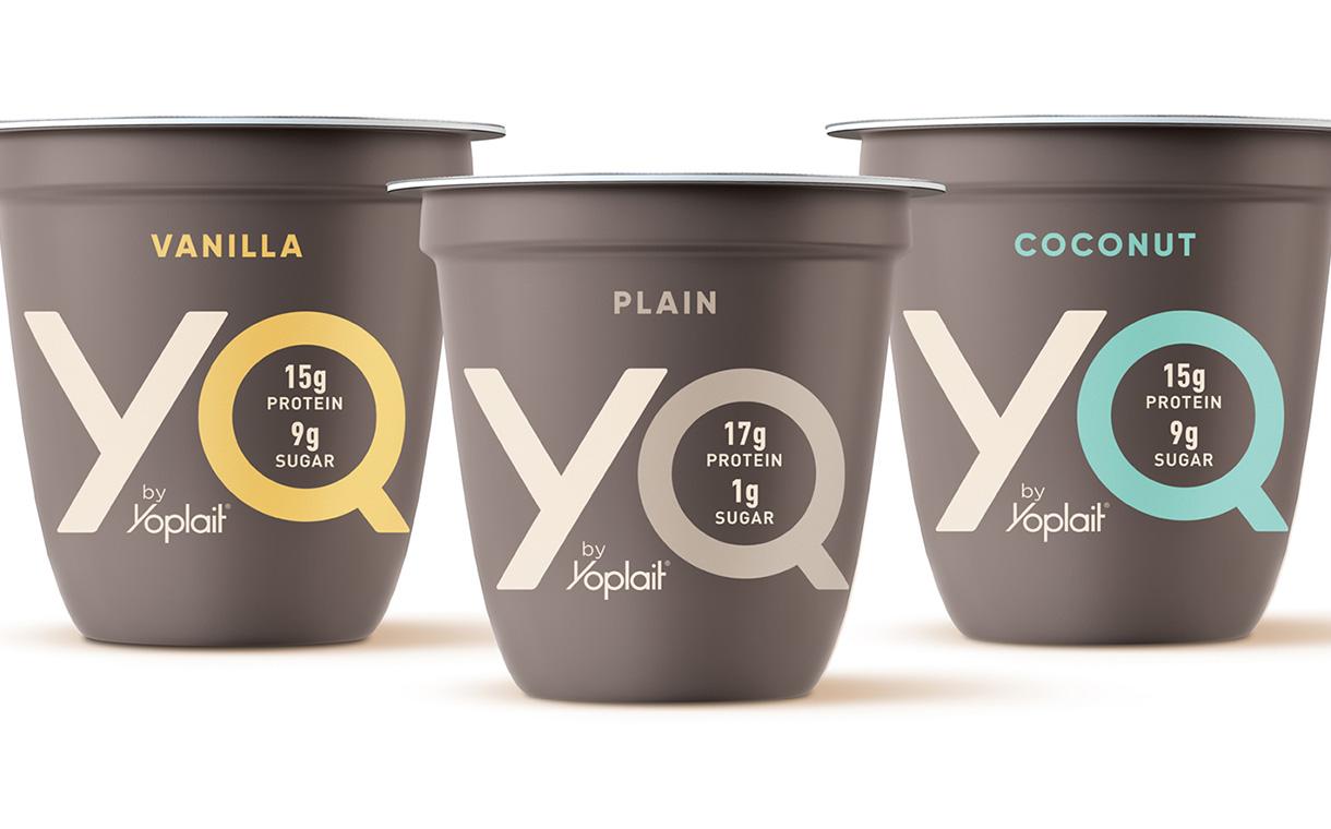 Yoplait introduces high-protein low-sugar yogurt line ...
