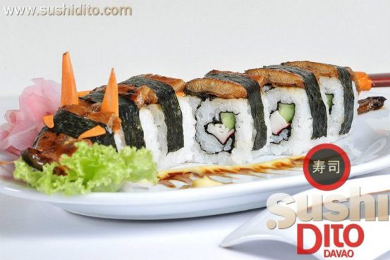 Sushi Dito - Black Dragon