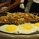 Have Your Eggs Beaten at Leylam Shawarma