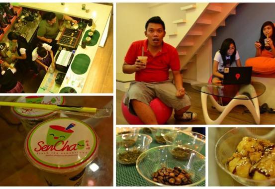 SenCha Fresh Tea Sensations