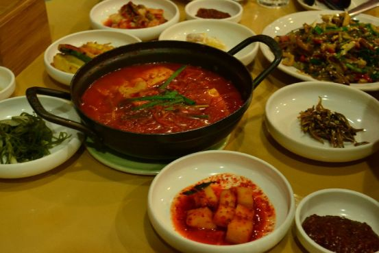 Somang Kimchi - Banchan Appetizers