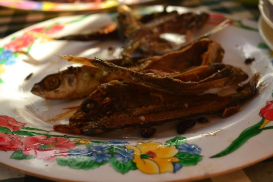 Good Friday Fasting - Flying Fish Bulad
