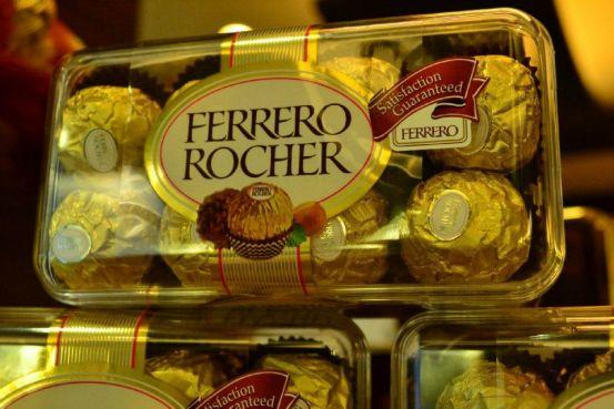 chocolatier - ferrero rocher