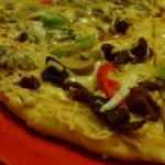 Tasty Thin Crust Pizza at Pizzaccademia