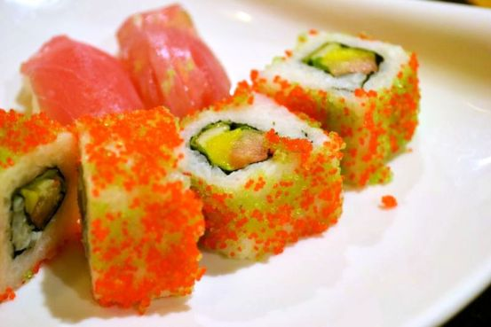 sushi-feast-maguro-crazy-california-roll