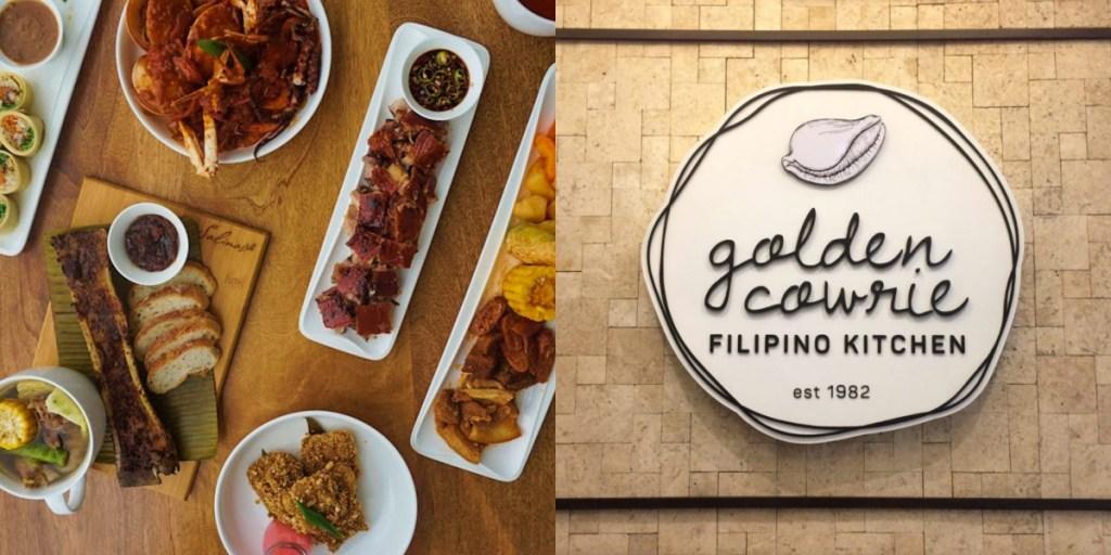 Golden Cowrie Cebu