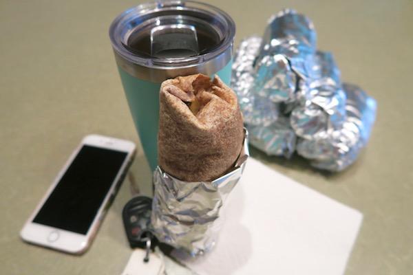 Breakfast Burritos