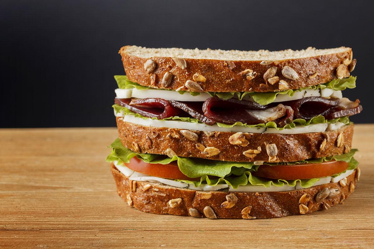 Ancient grains sandwich bread