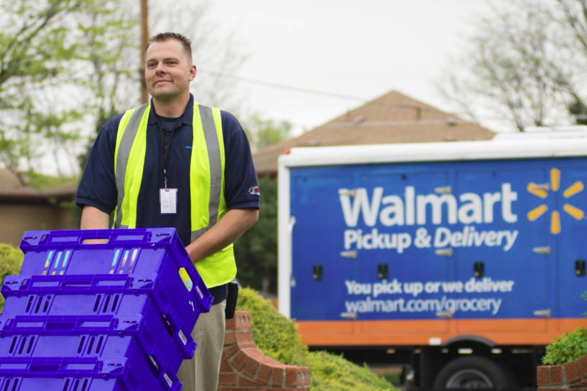 Walmart Significantly Expanding Online Delivery Program