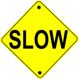 Slow_Road_Sign