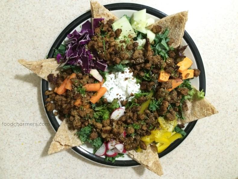 Pita Point Salad