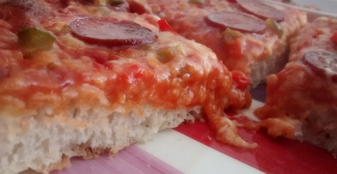 McEnnedy American Style Pizza Spicy Pepperoni Lidl