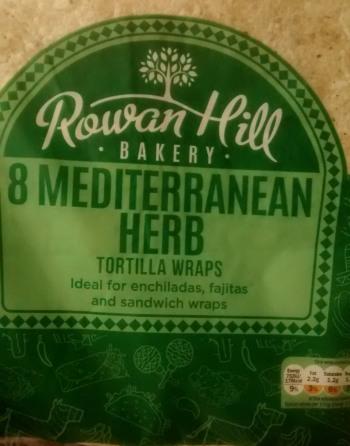 Rowan Hill Bakery Mediterranean Herb Wraps Review