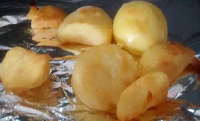 Microwave Roast Potatoes Toaster Oven