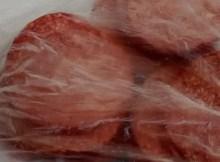 Frozen Chorizo Slices