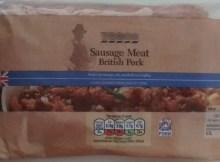 How Freeze Sausage Meat