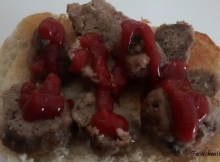 Microwave Donner Kebab Recipe
