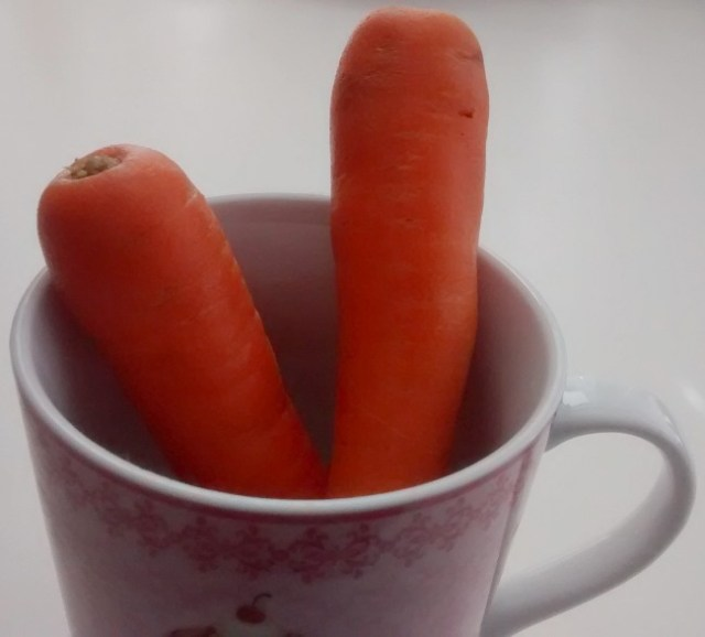 Cook Carrots Mug Microwave
