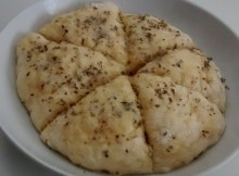 Microwave Cheese Scones Oregano