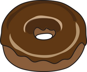 Free Donut Clipart Image 0515 0906 1201 5718 Food Clipart