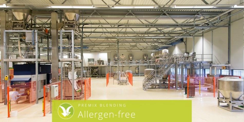 Allergen-free