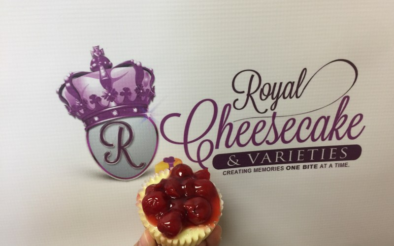 Royal Cheesecake & Varieties – Home of the Chicken & Waffle Cheesecake