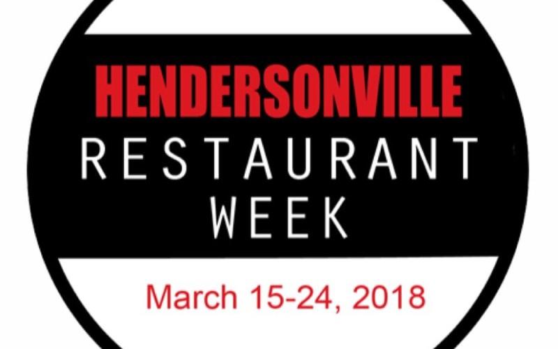 Hendersonville Restaurant Week