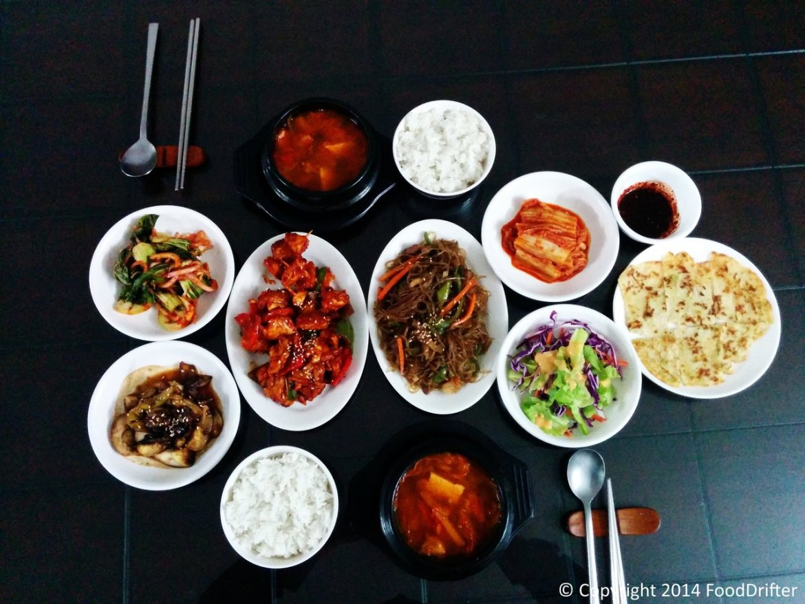 Korean restaurants archives fooddrifter for Cuisine korean