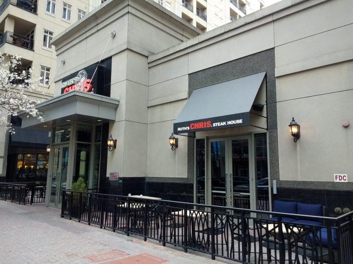 Ruth's Chris Steak House in Charlotte