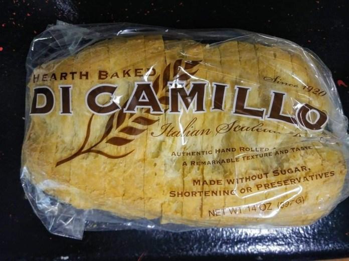 Di Camillo's bakery